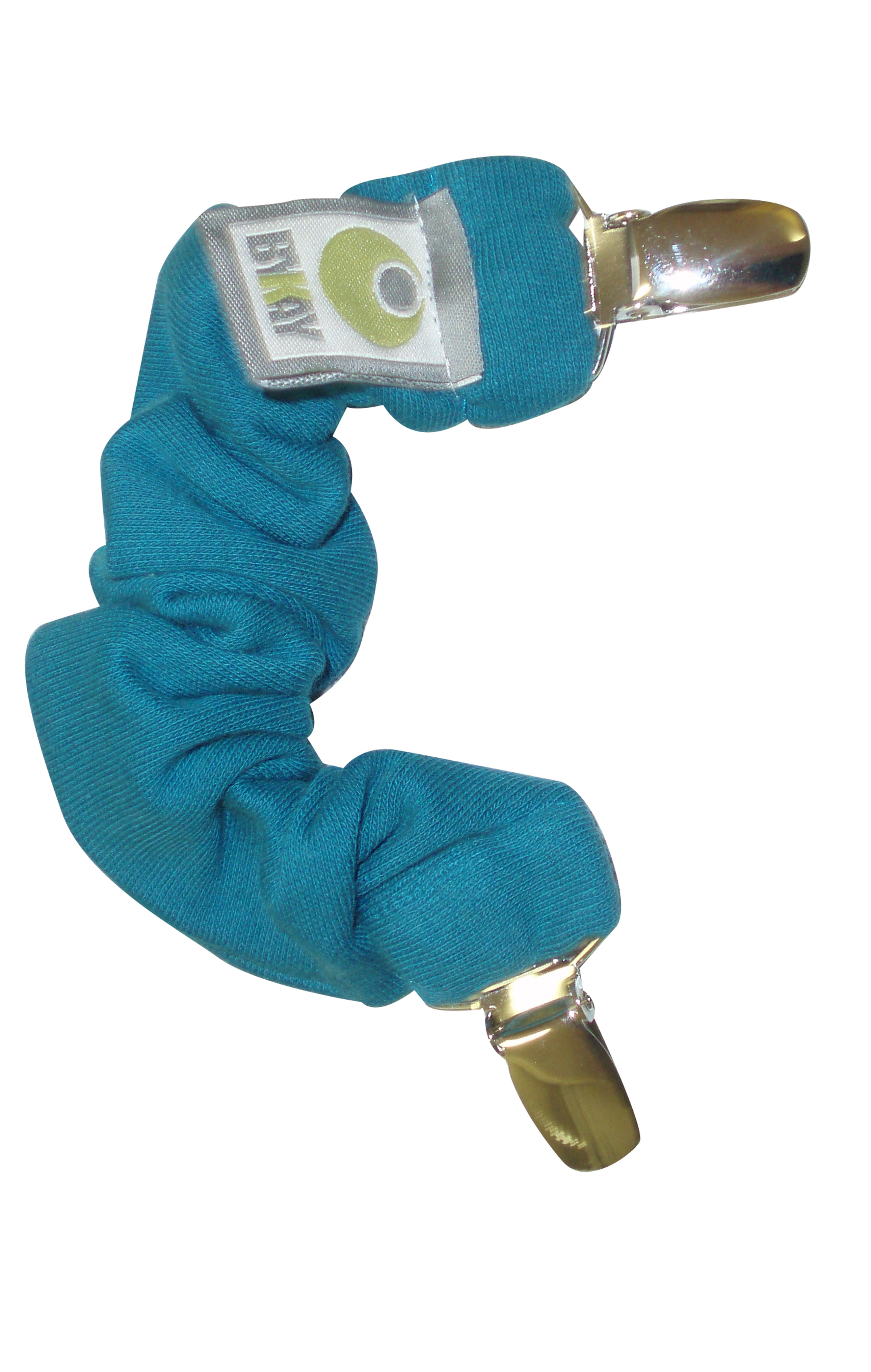 Knuffel- Speenkoord - Petrol