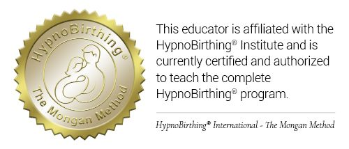 HypnoBirthing® Golden Seal